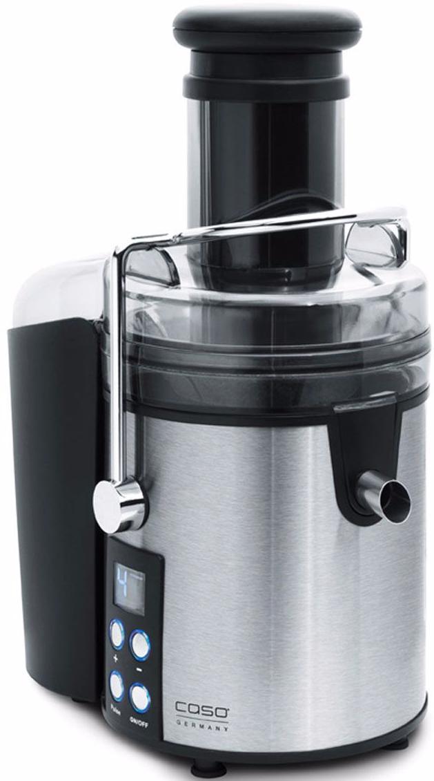 Caso PJ 800 - соковыжималка (Black\Silver)