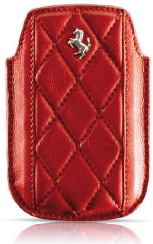 Ferrari Sleeve Maranello (FEMAIPRE) - чехол для iPhone 4\4S (Red) от iCover