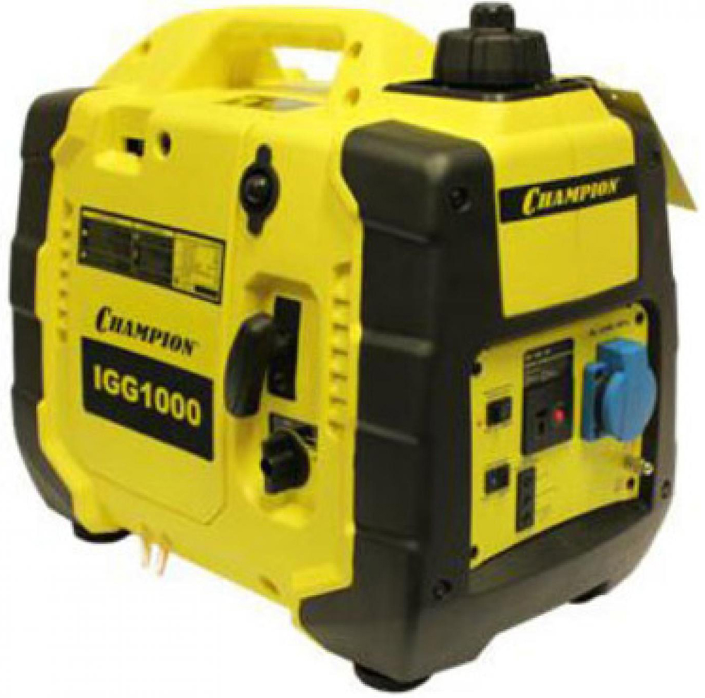 Champion IGG1000 - бензиновый генератор (Yellow)