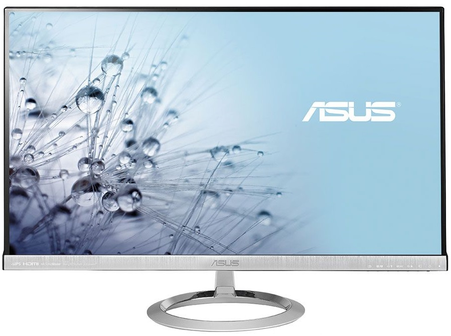 Монитор Asus MX279H 27 AH-IPS (Silver black)