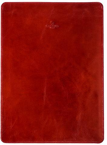 Stoneguard 511 - кожаный чехол для MacBook Air 13 (Red)