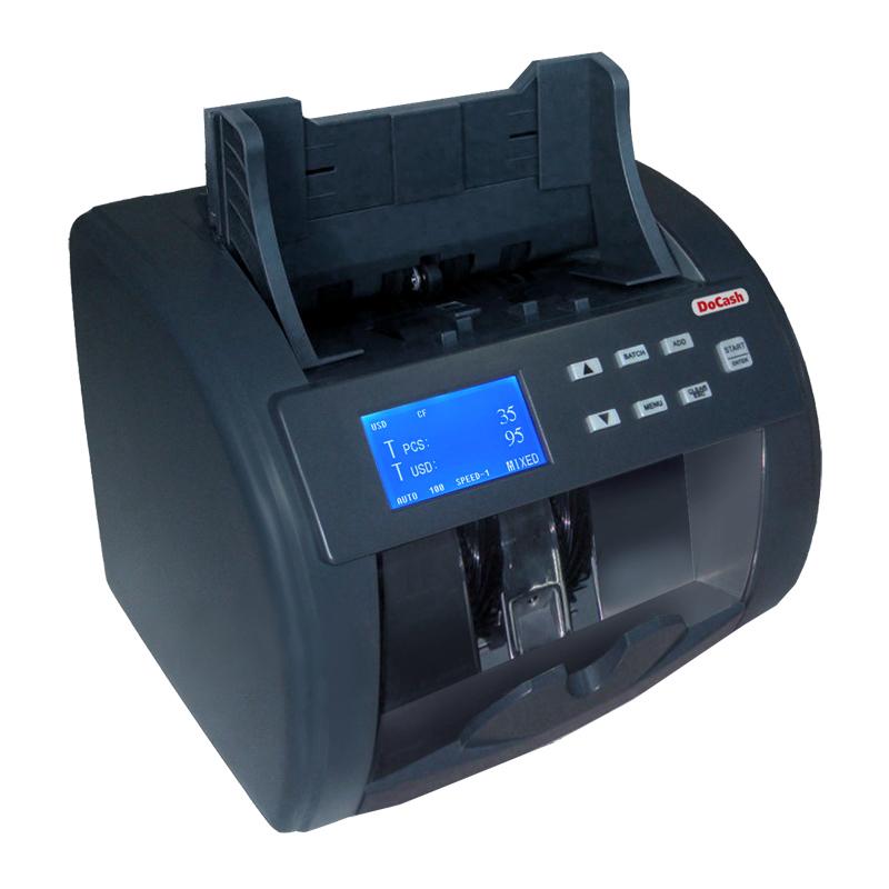 DoCash 3400 HD SD - счетчик банкнот (Dark Blue) 9332
