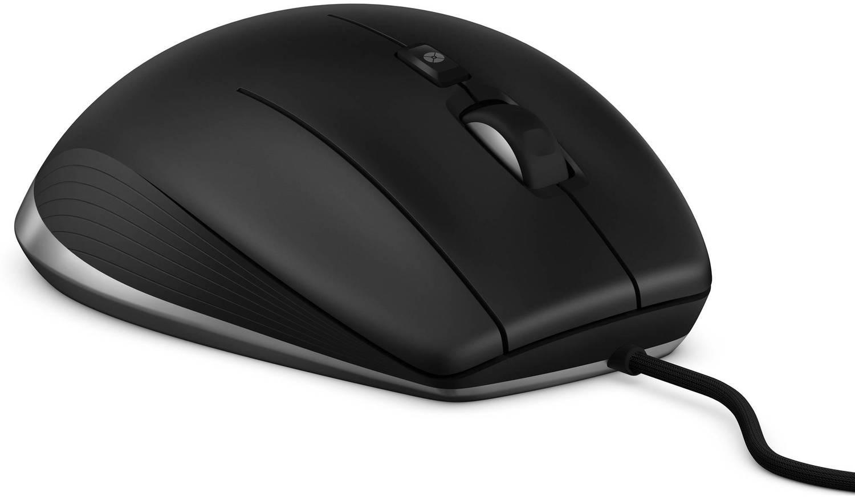 Проводная мышь 3Dconnexion CadMouse 3DX-700052-EDU (Black)