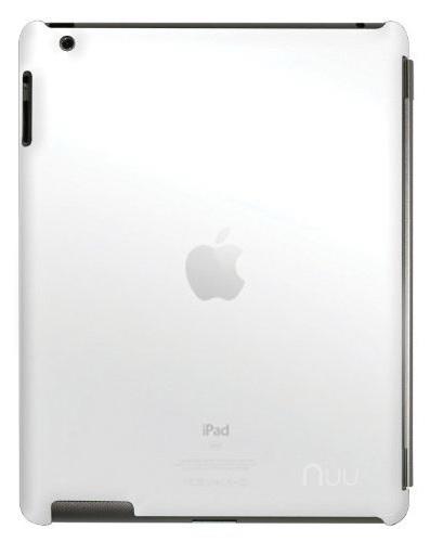 NUU BaseCase - чехол для iPad 2/iPad 3/iPad 4 (Bianco)