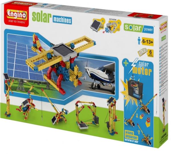 Solar PowerЭлектронные конструкторы<br>Электромеханический конструктор<br>