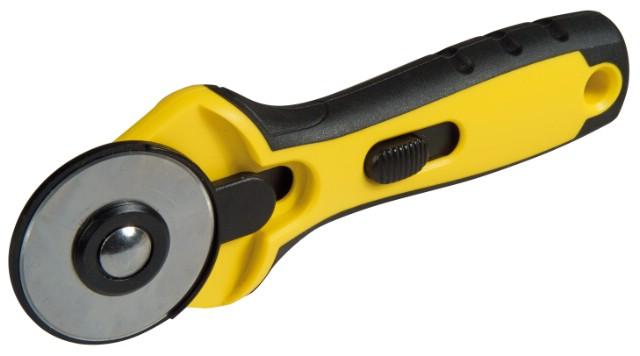 Stanley STHT0-10194 (0-10-194) - нож с круглым лезвием (Yellow)