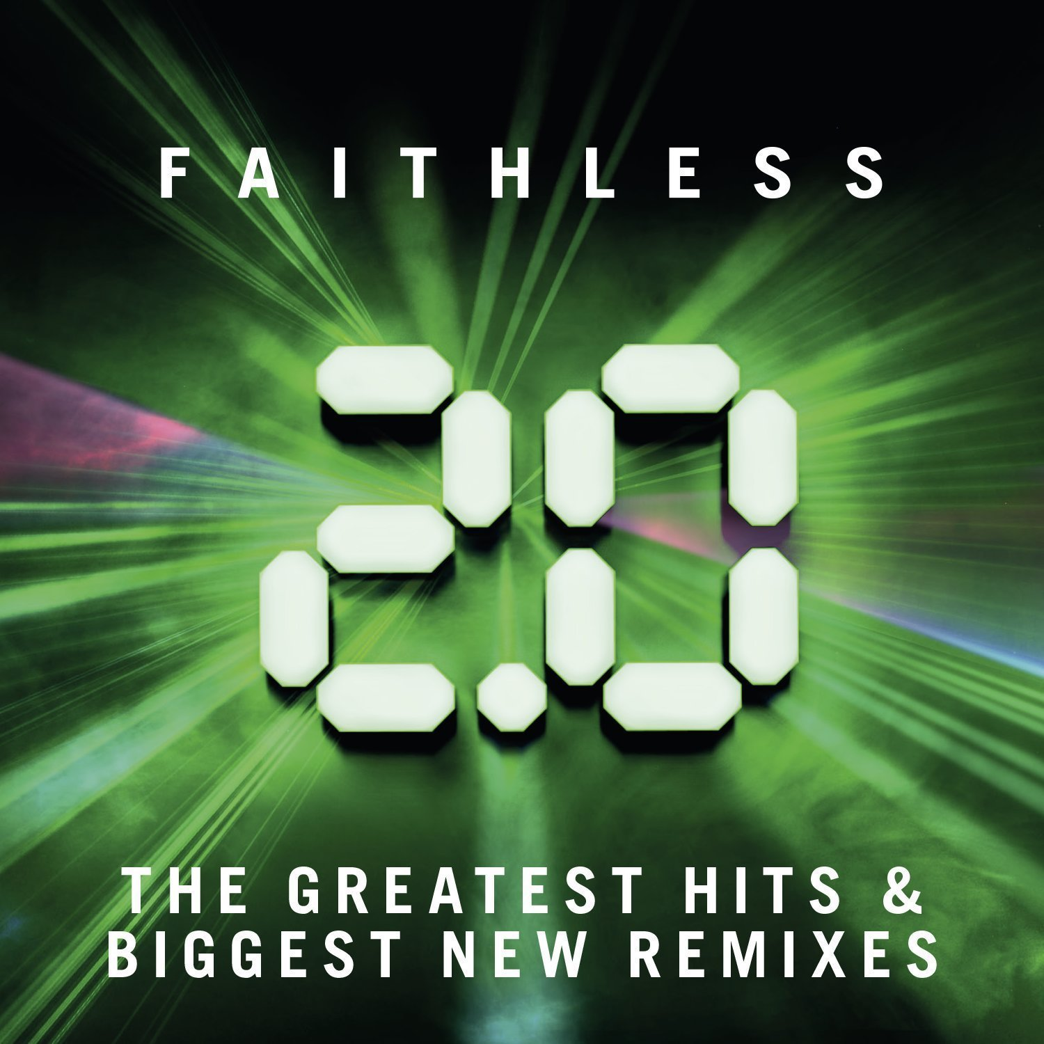Faithless - Faithless 2.0 - The Greatest Hits & Biggest New Remixes
