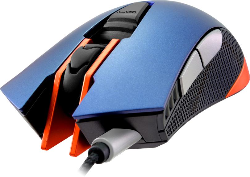 Cougar 550M - проводная мышь (Blue)