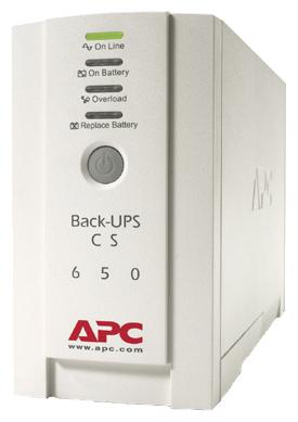 APC BK650EI - источник бесперебойного питания