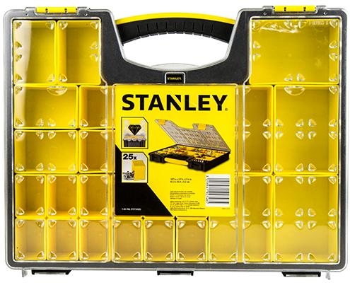 Stanley (1-92-748) - органайзер профессиональный (Black/Yellow)