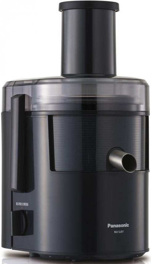 Panasonic MJ-SJ01KTQ - соковыжималка (Black)Соковыжималки<br>Соковыжималка<br>