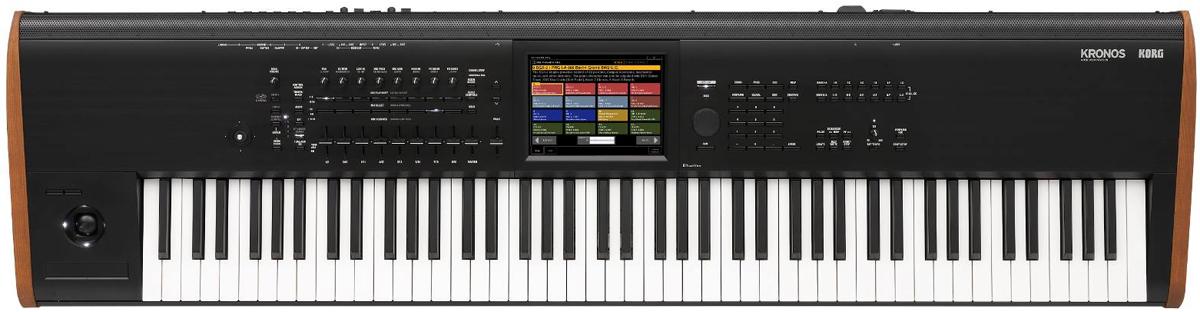 Korg KronoS2 88 (A052261) - синтезатор (Black)