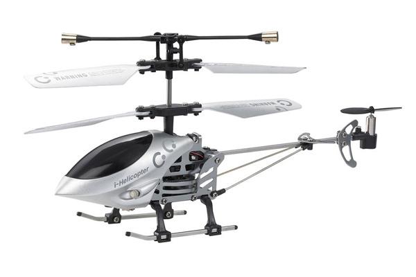 I-Helicopter HC-777-172 - радиоуправляемый вертолет (White)