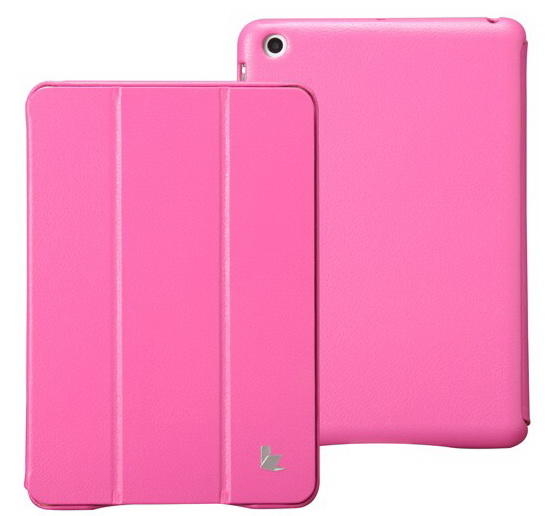 Jison Classic Smart Cover (JS-IDM-01H33) - чехол для iPad mini (Rose)