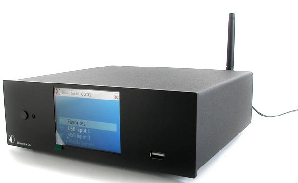 Pro-Ject Stream Box DSnet