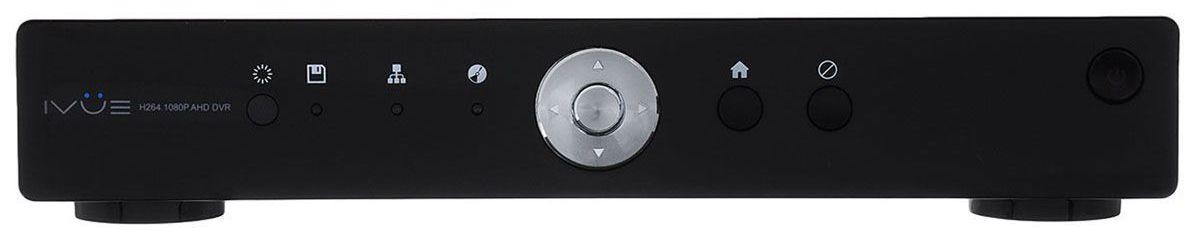 iVUE AVR-8X1080P-H1 - 8-ми канальный видеорегистратор (Black)