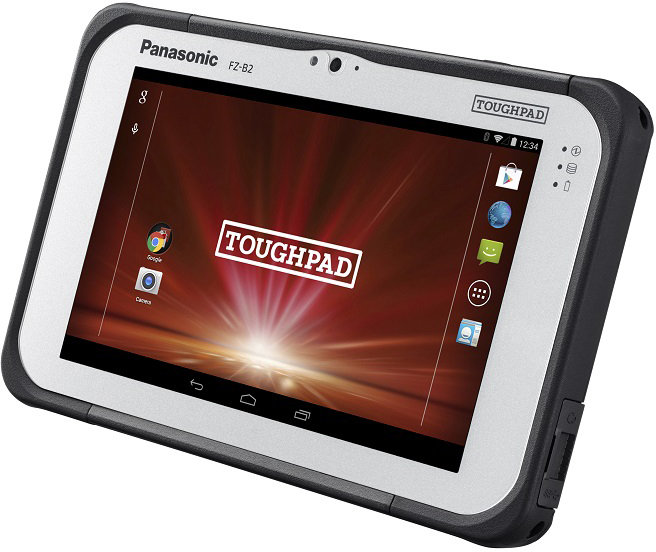 ToughpadПланшеты на Android<br>Защищенный планшет<br>