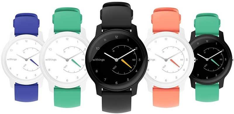 Умные часы Withings Move (Coral)