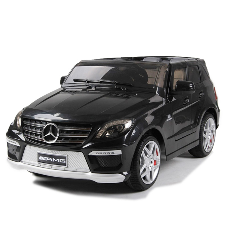 Barty Mercedes ML63AMG_black