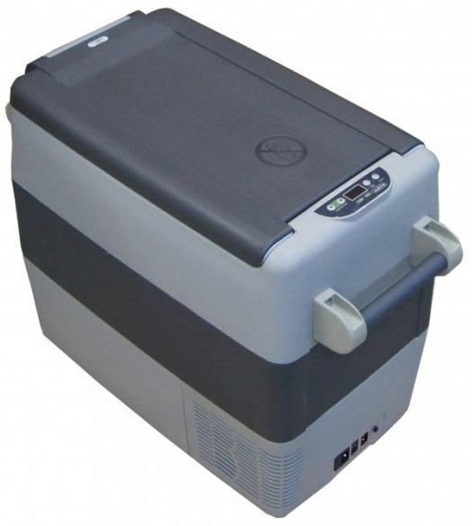 Indel B TB51A (TB051NN700AE) - автохолодильник компрессорный (Grey/Black)Автомобильные холодильники<br>Автохолодильник компрессорный<br>