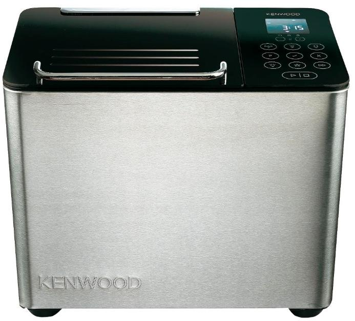 Kenwood BM 450 - хлебопечь (Silver)