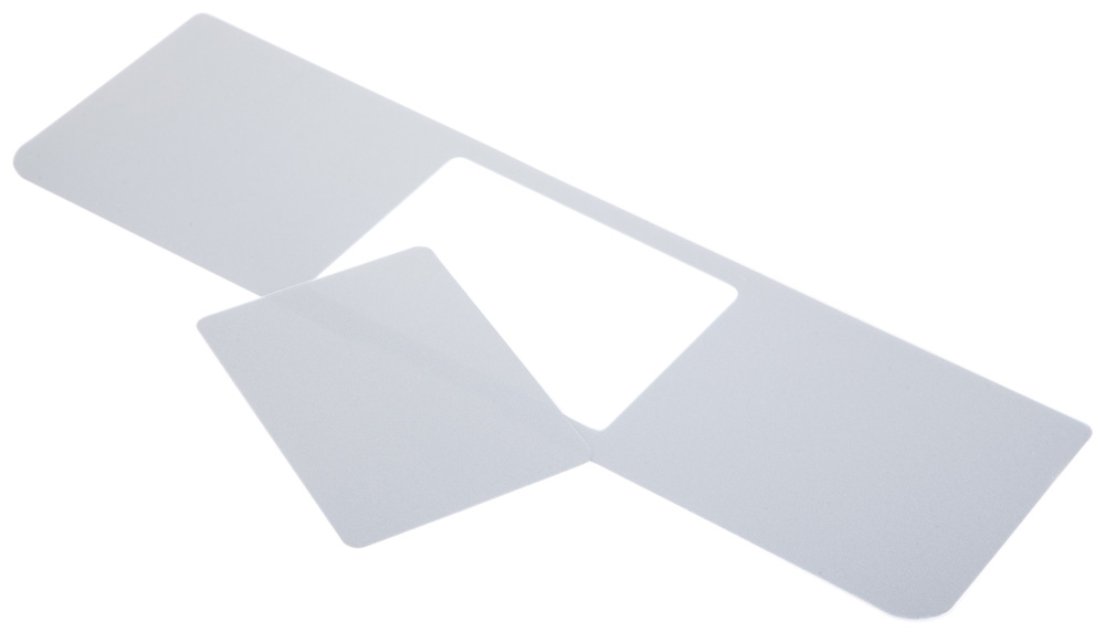 "Защитная накладка Palmguard на Macbook Air 13"" (Silver)"