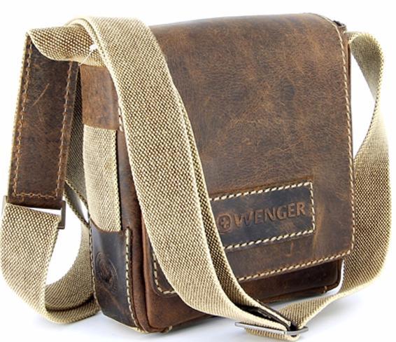 Wenger Arizona (W23-03Br) - сумка наплечная (Brown)