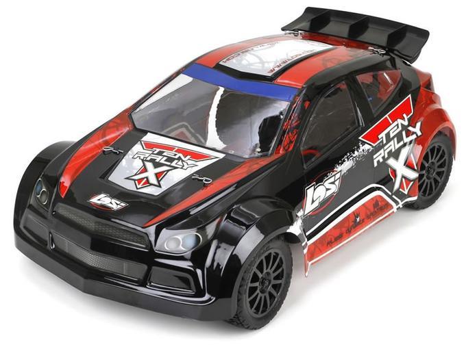 Ten Rally-X