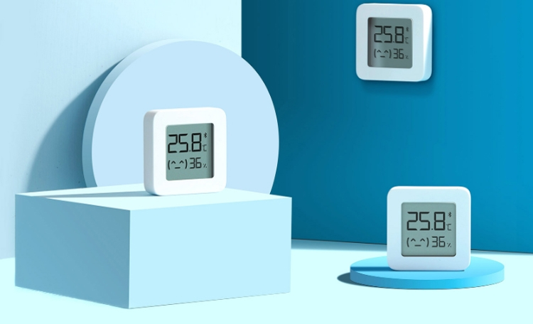 Метеостанция Xiaomi Mijia Bluetooth Hygrothermograph 2 (LYWSD03MMC) купить в интернет-магазине icover
