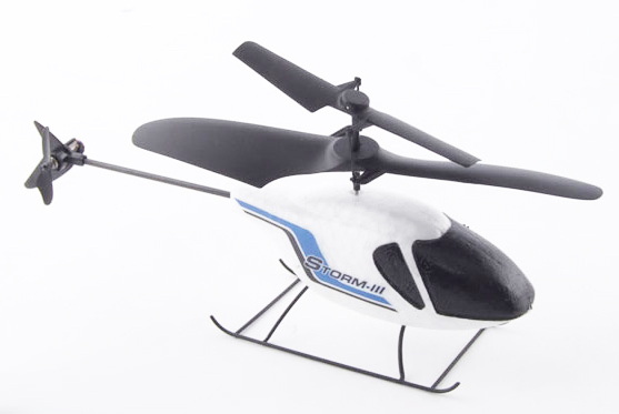 Hobby Engine Helicopter STORM III 0204