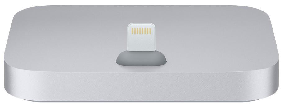 apple Apple iPhone Lightning Dock (ML8H2ZM/A) - док-станция для Apple iPhone (Space Gray)