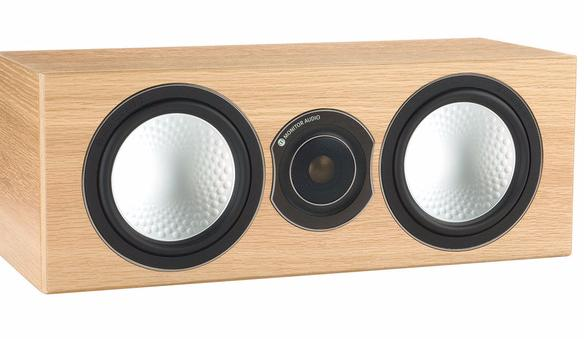 Monitor Audio Silver Centre (5060028970773) - центральный канал (Natural Oak)