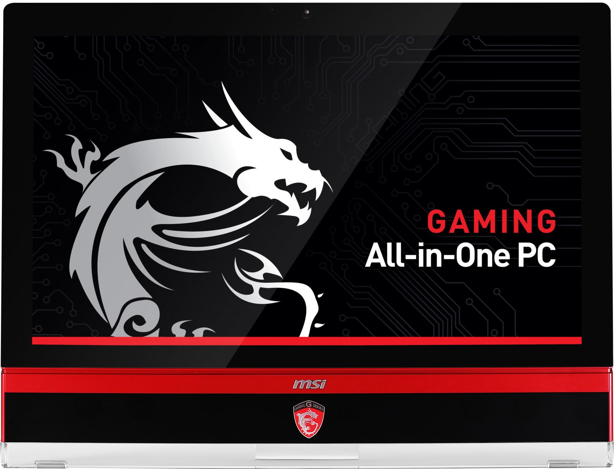 """Моноблок MSI AG270 2QC-062RU 27"""", Intel Core i7 4860HQ 2.4 GHz, 8 Gb, 1000 Gb (9S6-AF1811-062) от iCover"""