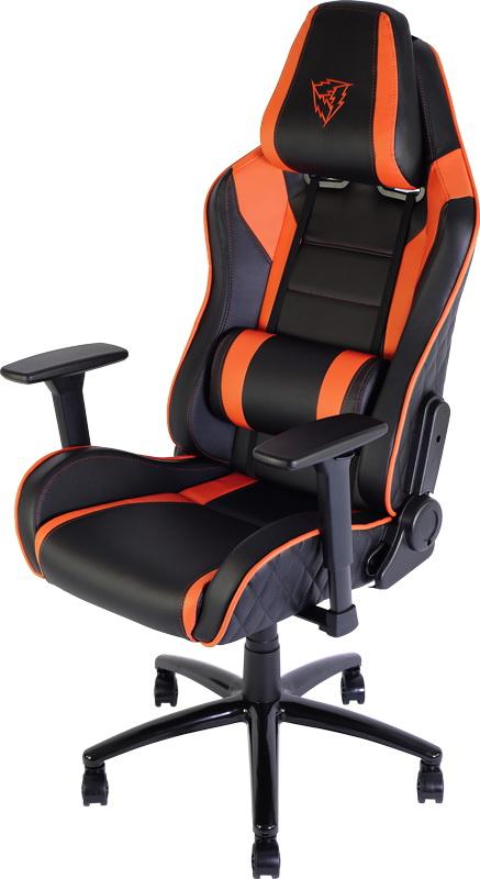ThunderX3 TGC30 - игровое кресло (Black/Orange) thunderx3 tgc40 игровое кресло black red