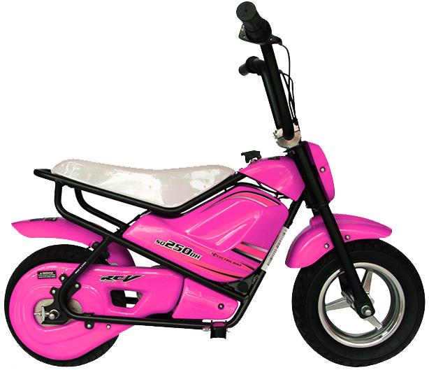 TVL Mini - детский электромопед (Pink)