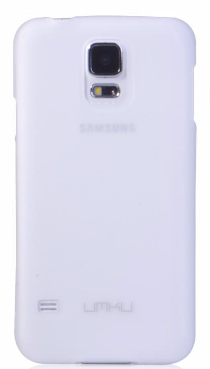 Umku Case (UMKYs5wht) - чехол для Samsung Galaxy S5 (White) чехол для для мобильных телефонов oem sumsung galaxy s5 wood case for sumsung galaxy s5