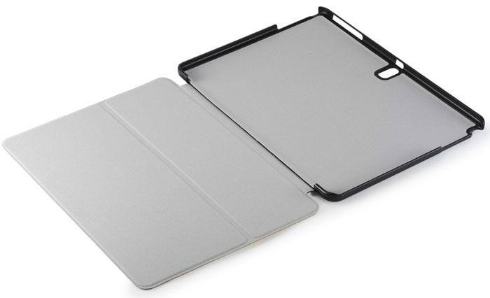 Gissar Metallic (22075) - чехол для Samsung Note 10.1 (Black)