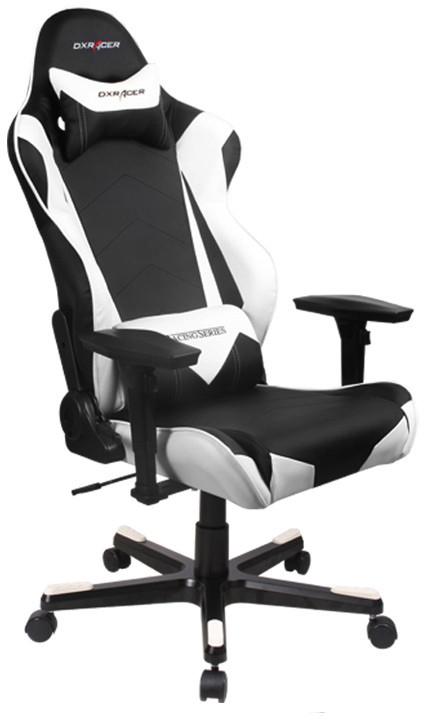 DXRacer OH/RF0/NW - компьютерное кресло (White)