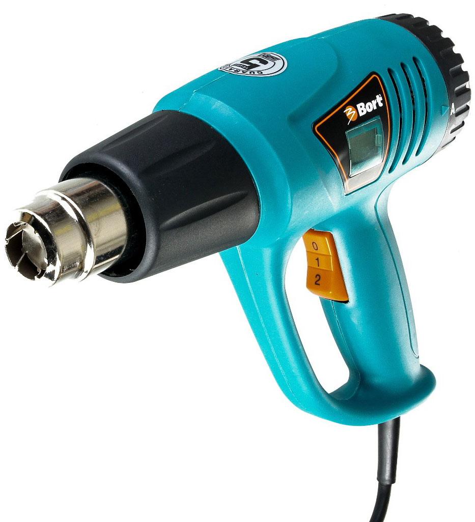 Bort BHG-2000L-K (98291582) - технический фен (Blue) от iCover