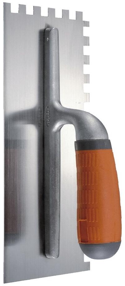 Kapriol зуб 10 мм (23016) - зубчатая гладилка с ручкой Progrip