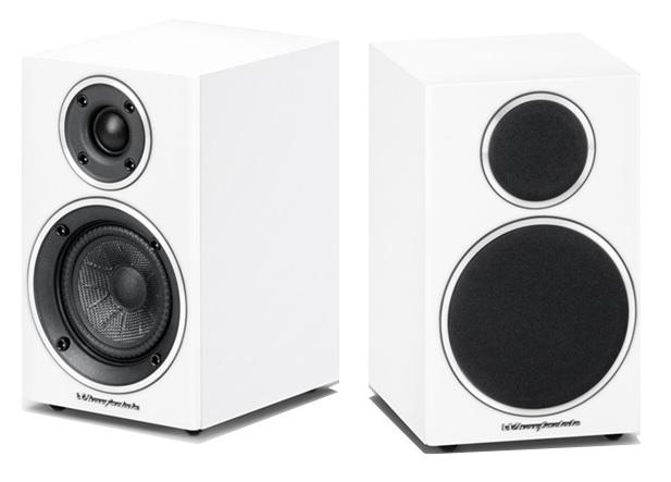 Wharfedale Diamond 220 - полочная акустическая система (White)