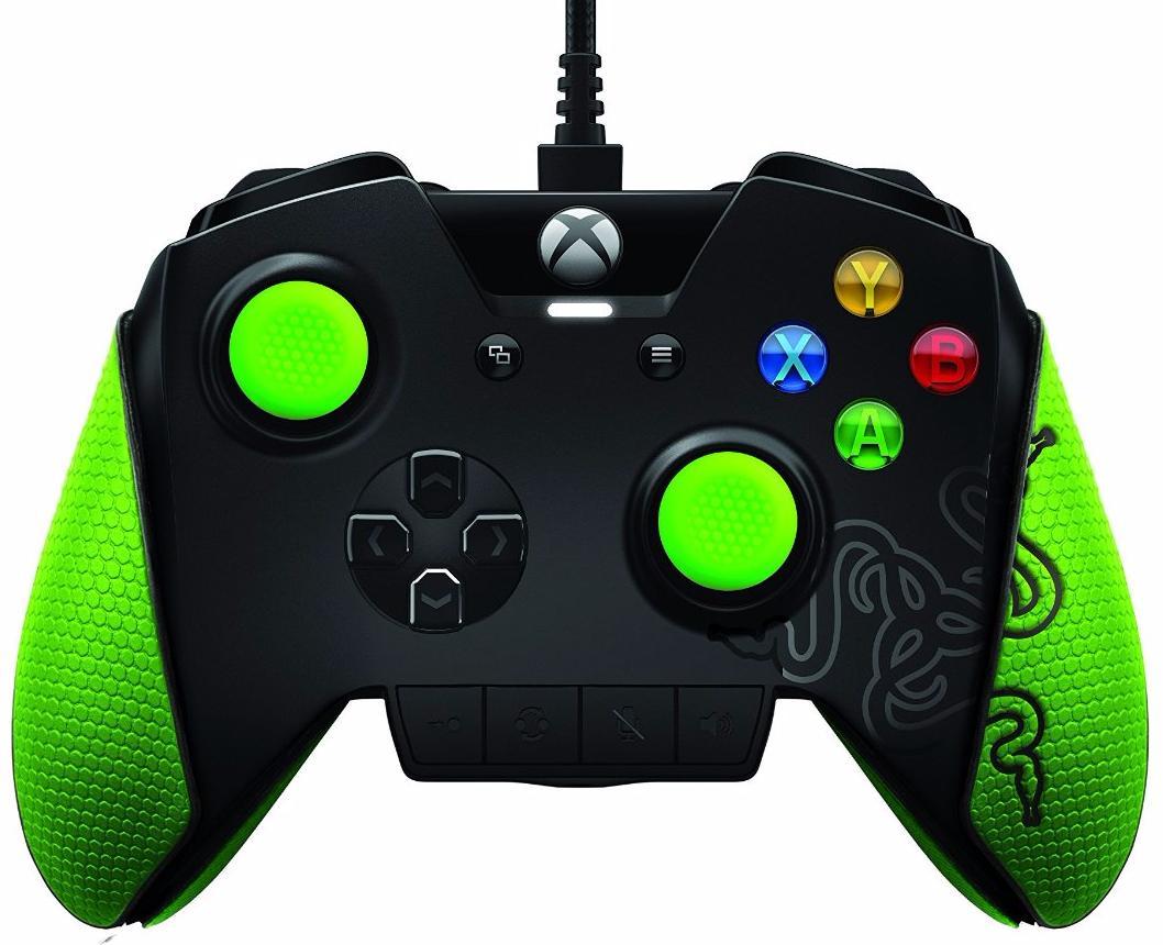 Razer Wildcat (RZ06-01390100-R3M1) - геймпад для Xbox One (Black)
