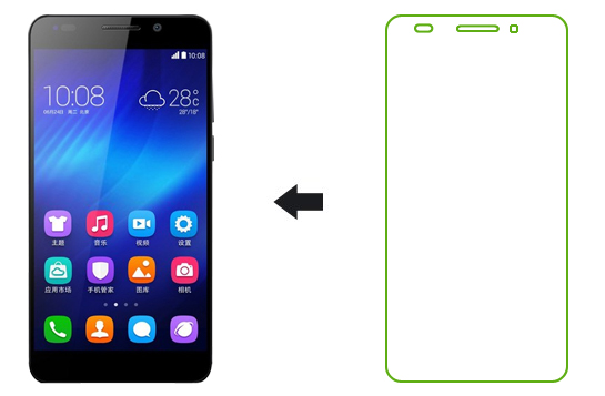 GlassПрочие защитные стекла для смартфонов<br>Защитное стекло<br>