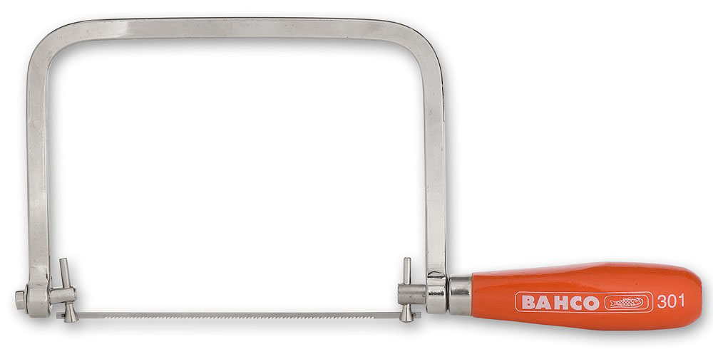 Bahco 301 - ручной лобзик (Silver)