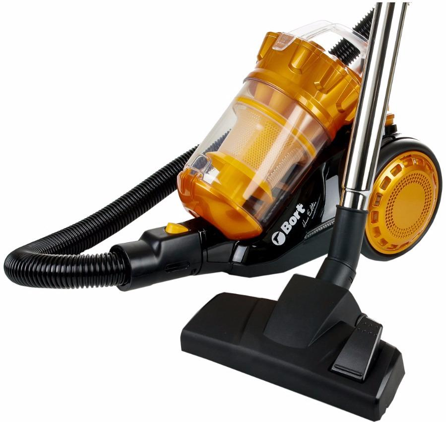 BORT Vacuum BSS-1800N-O  - пылесос электрический (Orange/Black)