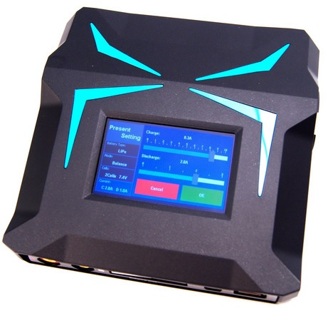iMaxRC X100 AC Touch Screen (IMAX-X100) - универсальное зарядное устройство
