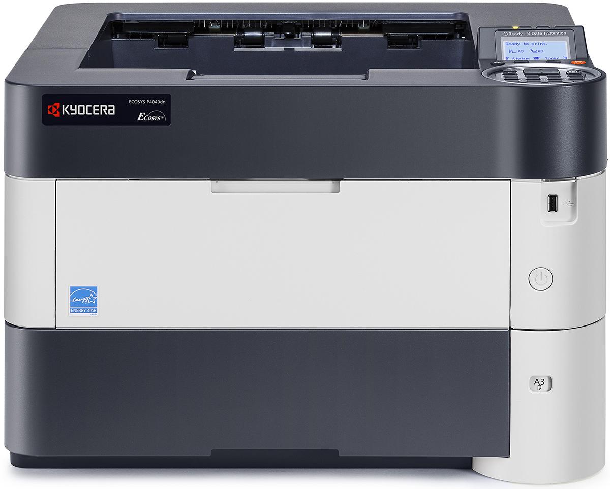 Kyocera Ecosys P4040DN (1102P73NL0) - лазерный принтер (Black/White)