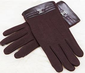 iCasemore Clasp (iCM_clasp-brn) - кашемировые перчатки (Brown) icasemore gloves icm smp blk кашемировые перчатки black