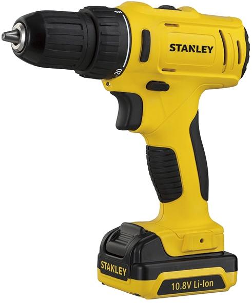 Stanley SCD12S2-RU - дрель-шуруповерт (Yellow)
