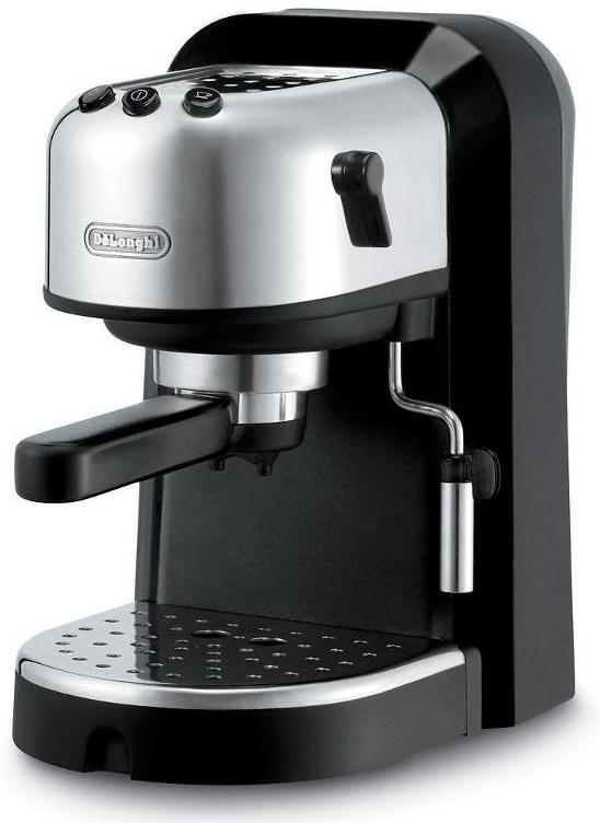 Delonghi EC 271 - рожковая кофеварка (Black)